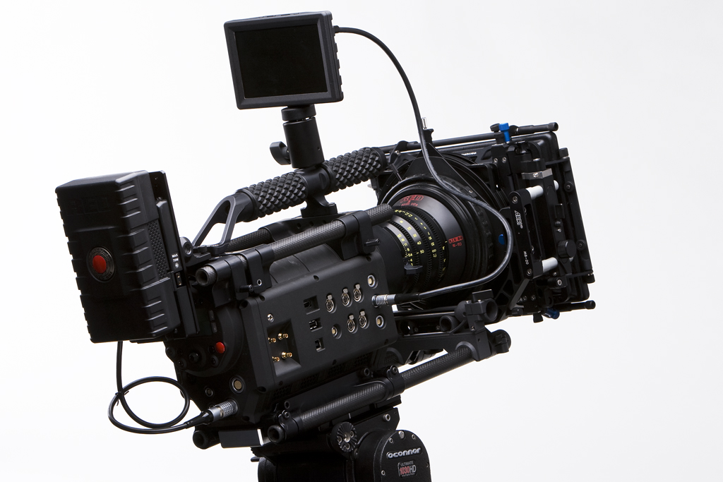 Red One Camera Kit Hire
